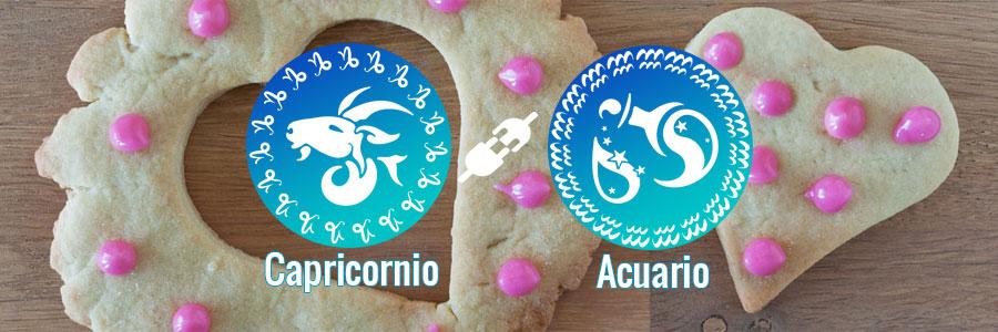 Compatibilidad de Capricornio y Acuario