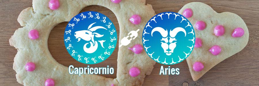 Compatibilidad de Capricornio y Aries