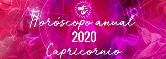 Horóscopo de Capricornio 2020